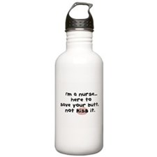 Funny Nursing students Water Bottle