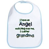 I HAVE AN ANGEL GRANDMA.png Bib