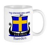 Swedish Viking Ancestors Mug