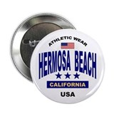 Hermosa Beach Button
