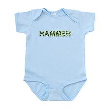 Hammer, Vintage Camo, Infant Bodysuit