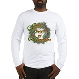 God Bless Us Everyone Long Sleeve T-Shirt