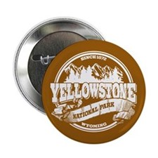 "Yellowstone Old Circle 2.25"" Button"