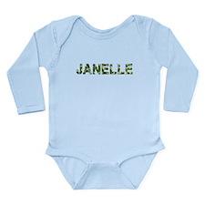 Janelle, Vintage Camo, Onesie Romper Suit