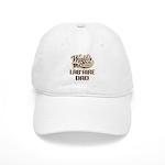 Lab'Aire Dog Dad Cap