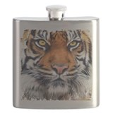 Male Siberian Tiger Flask