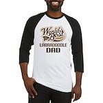 Labradoodle Dog Dad Baseball Jersey