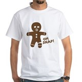 Oh Snap Gingerbread  Shirt