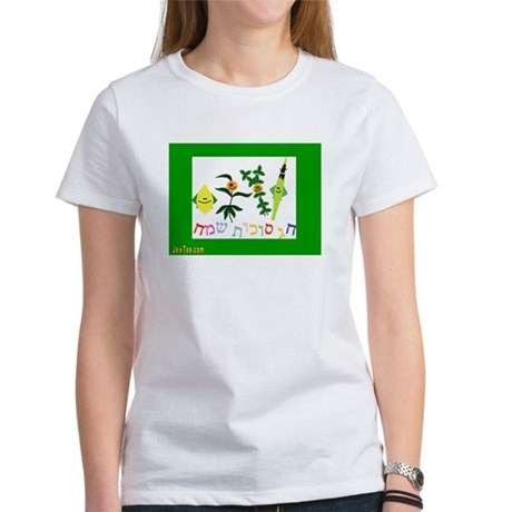 Sukkot Happy Succah Time Women's T-Shirt