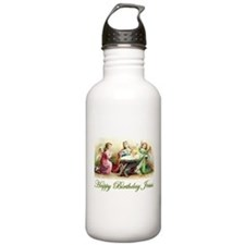 Happy Birthday Jesus Water Bottle