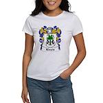 Llopis Coat of Arms Women's T-Shirt