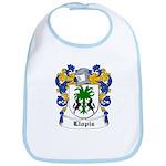 Llopis Coat of Arms Bib