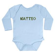 Matteo, Vintage Camo, Onesie Romper Suit