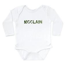 Mcclain, Vintage Camo, Onesie Romper Suit