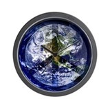 EarthPeace Wall Clock