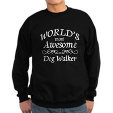 Awesome Dog Walker Jumper Sweater