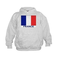 Flag of France Hoodie