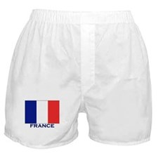 Flag of France Boxer Shorts