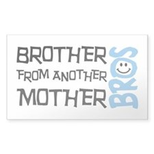 Brother Mother Smile Decal