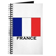 France Flag Stuff Journal