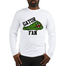 Gator Fan Long Sleeve T-Shirt