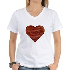 I'm bacon hearted Shirt