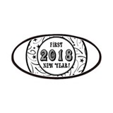 First New Years 2018 Milestone Patches