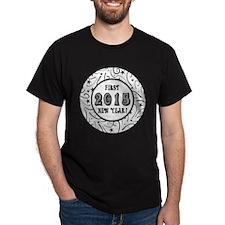 First New Years 2015 Milestone T-Shirt