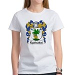 Eguizabal Coat of Arms Women's T-Shirt