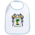 Eguizabal Coat of Arms Bib