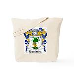 Eguizabal Coat of Arms Tote Bag