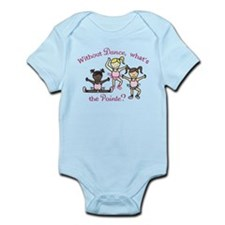 Whats The Pointe Infant Bodysuit