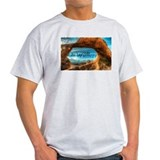 Mt Whitney &amp;amp; Arch T-Shirt