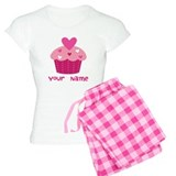 Personalized Cupcake  Pyjamas