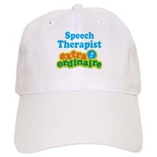 Speech Therapist Extraordinaire Baseball Cap