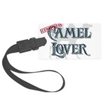 Camel Lover Large Luggage Tag