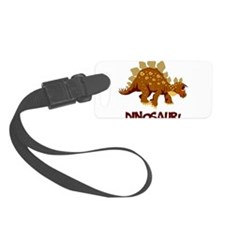 Dinosaur Luggage Tag