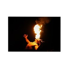 Hawaiian Fire Eater