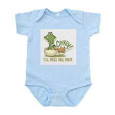 Crikey. Crocodile Hunter Infant Bodysuit