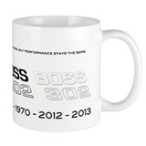 Mustang Boss 302 Mug