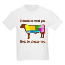 Meat to Please You Kids T-Shirt