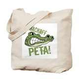 Crikey. Crocodile Hunter Tote Bag