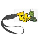 TOS Large Luggage Tag