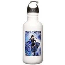 Blue Girl Water Bottle