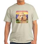 Poodle Meadow Light T-Shirt