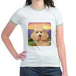 Poodle Meadow Jr. Ringer T-Shirt