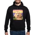 Poodle Meadow Hoodie (dark)
