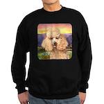 Poodle Meadow Sweatshirt (dark)