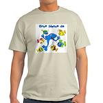 Bisous Ash Grey T-Shirt