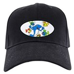 Bisous Black Cap